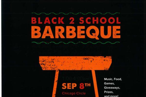 BLACK 2 School BBQ