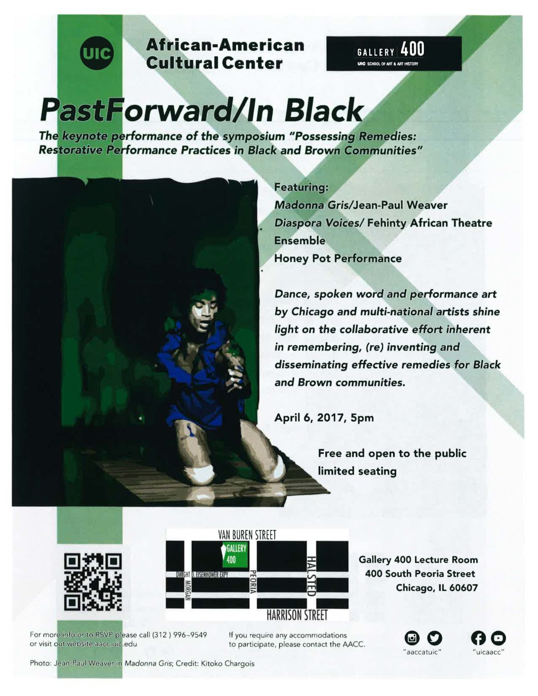 PastForward/ In Black