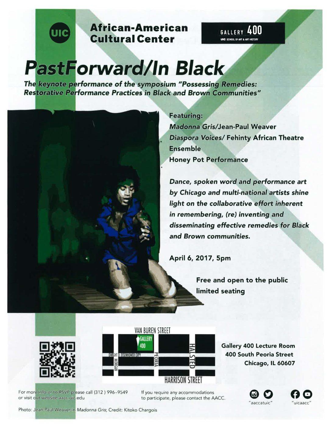 PastForward/ In Black