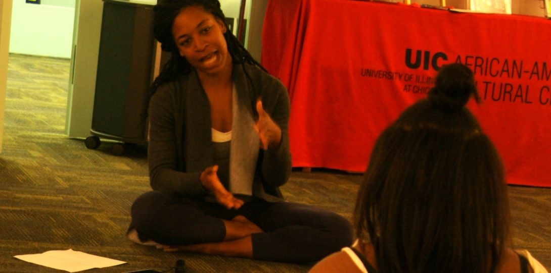Yoga for Black Lives