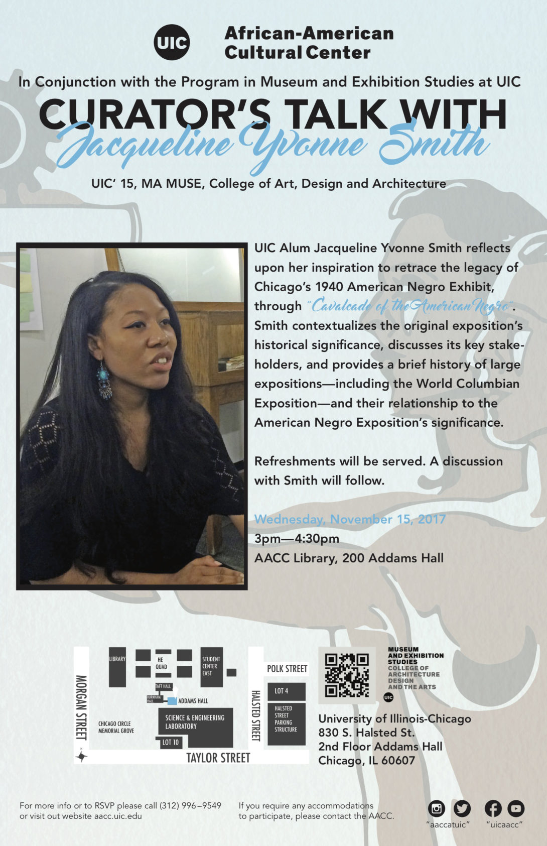 Curator's Talk with Jacqueline Yvonne Smith