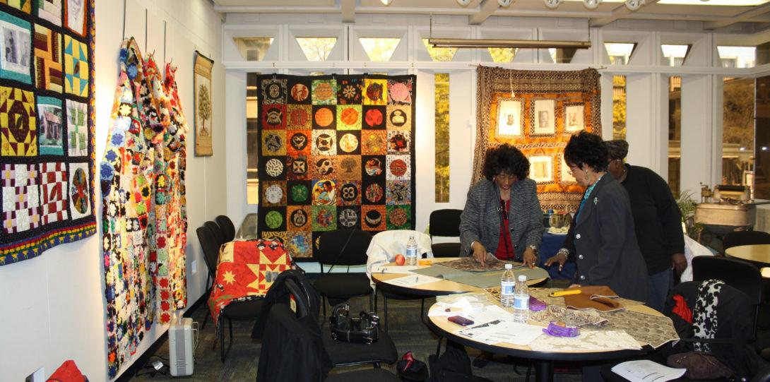 Underground Railroad Murals and Quilts