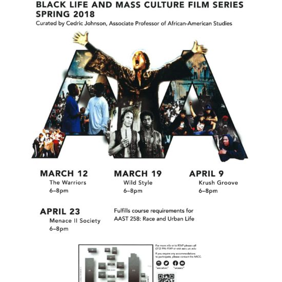Black Life and Mass Culture Film Series