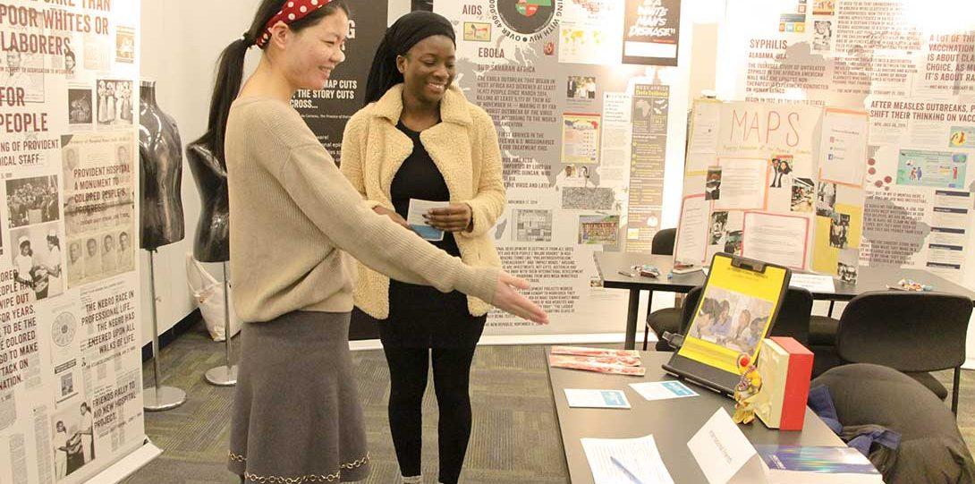 AACC Student Org Fair