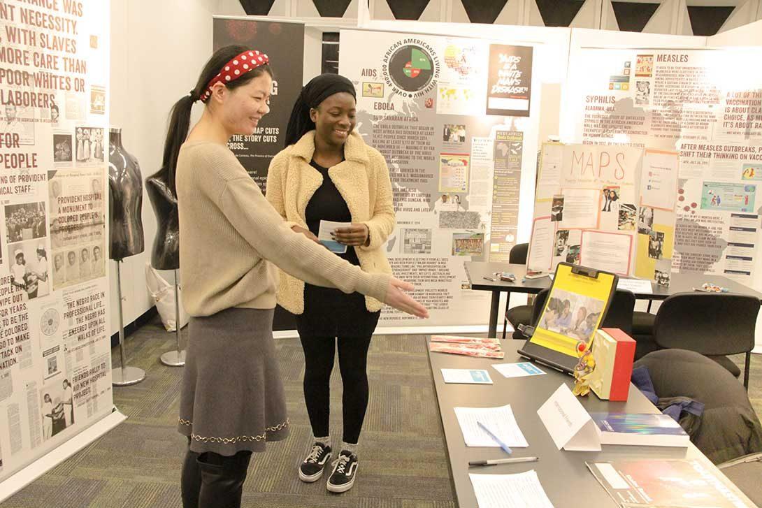 student org fair