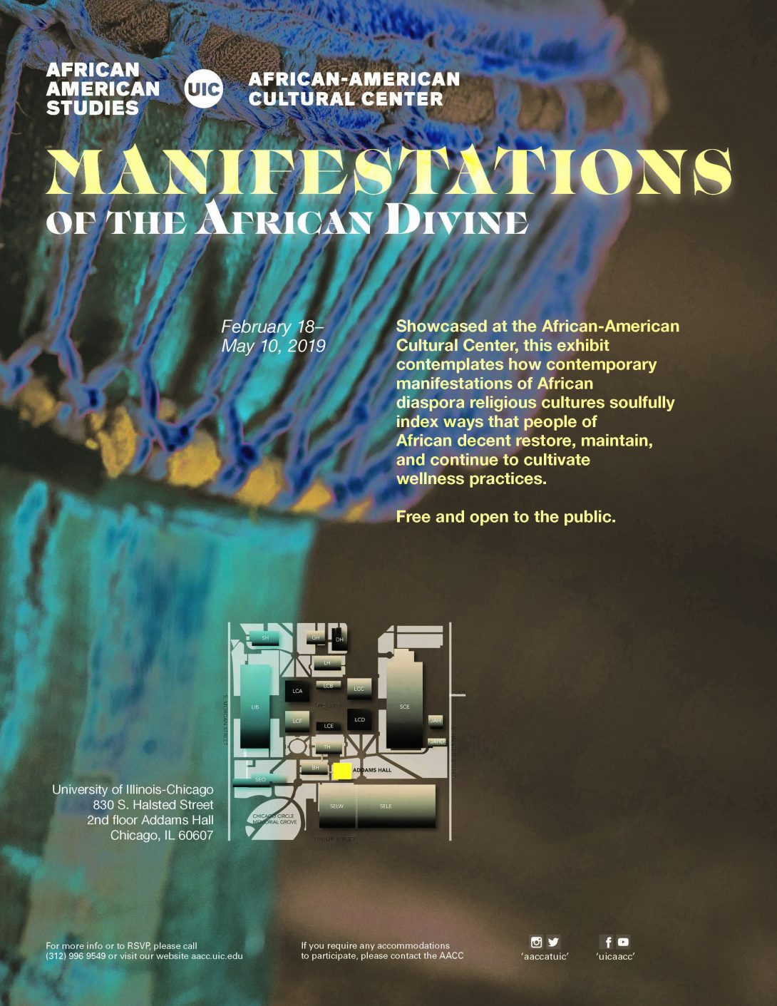 Manifestations of the African Divine