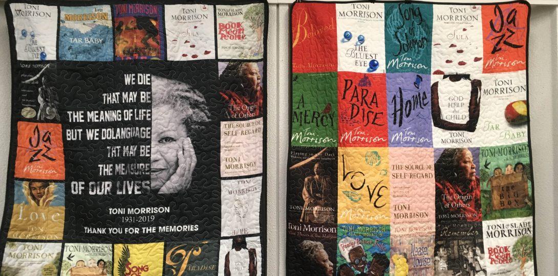Toni Morrison Quilts