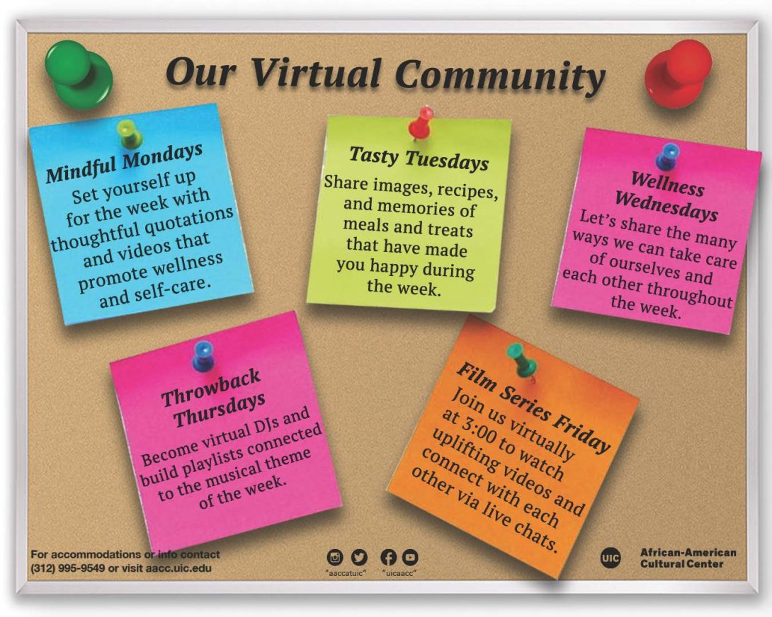 Our Virtual Community