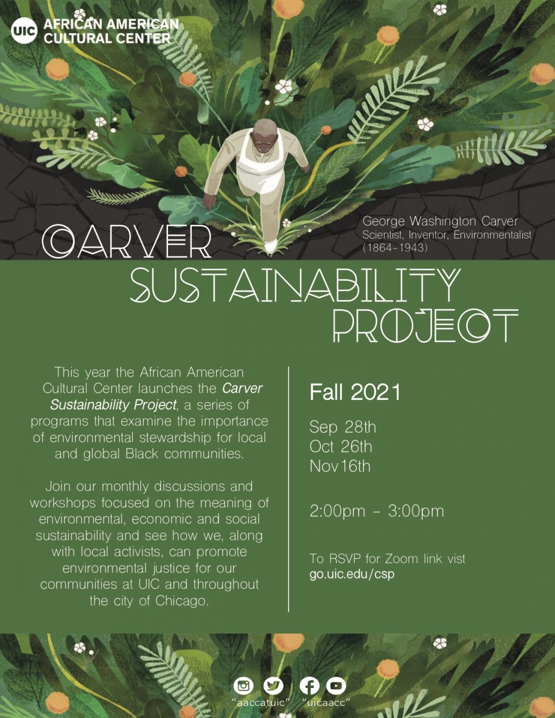 Carver Sustainability Project