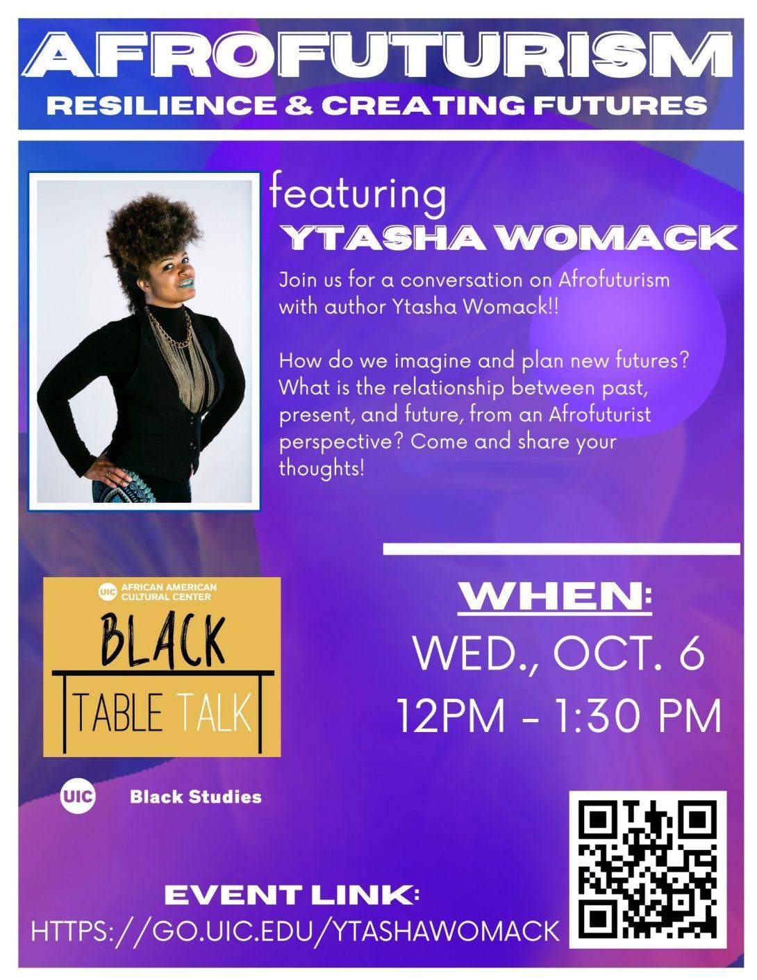 Black Table Talk